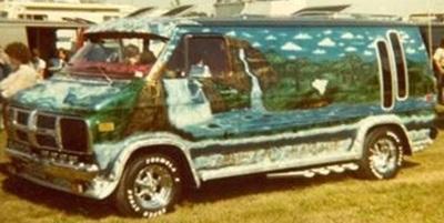 Dodge Conversion Van >> V8-VAN-Custom-70S-VANS